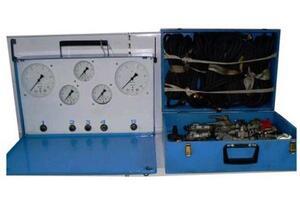 Прибор для проверки пневмопривода тормозов К-235