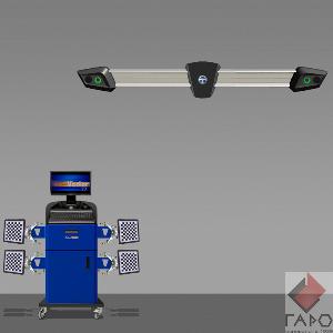 Стенд сход-развал 3D ТехноВектор 7 Т7202 К5A