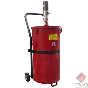 Нагнетатель смазки пневматический С-322-3 (бак 40 л)