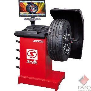 Стенд для балансировки колес СИВИК ALPHA LUXE СБМП-40