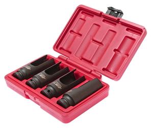 Набор форсуночных головок для дизельного двигателя 25-30 мм (в кейсе) 4шт. JTC-4865