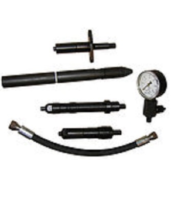 Компрессометр для дизельных и карбюраторных двигателей КМ-208