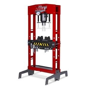 Пресс гаражный гидравлический напольный на 30 тонн KMG-30