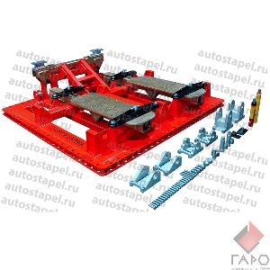 Стапель для правки кабин грузовых автомобилей AVCB