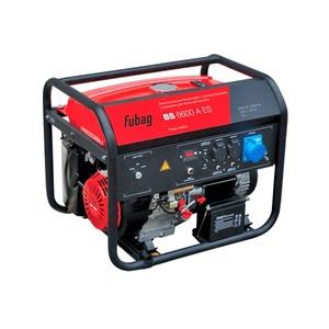 Генератор бензиновый FUBAG BS6600 A ES